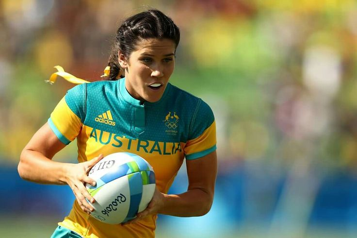 Charlotte G, Womens Rugby 7s