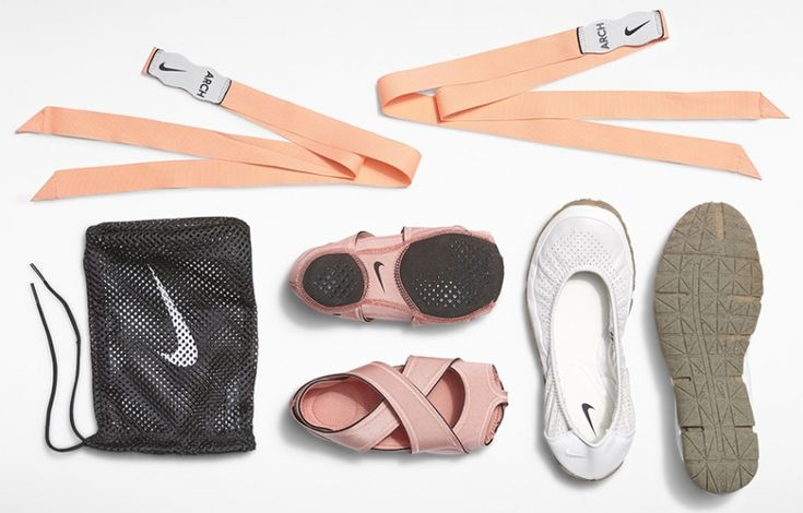 "Nike Studio Wrap 3 in 1 ""shoes"" are an interesting concept with fun packaging and nice design story."