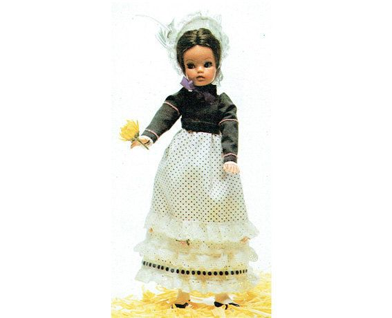 PDF Vintage RARE Sindy Fashion Doll Georgian by TheAtticofKitsch