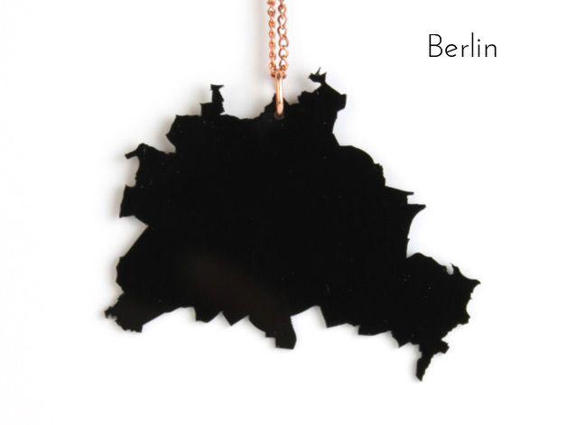Berlin necklace