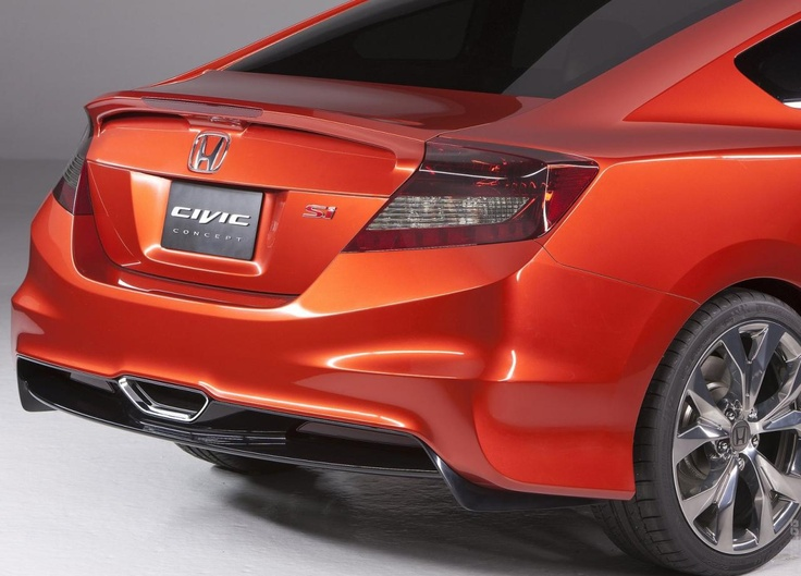 2011 Honda Civic Si Concept