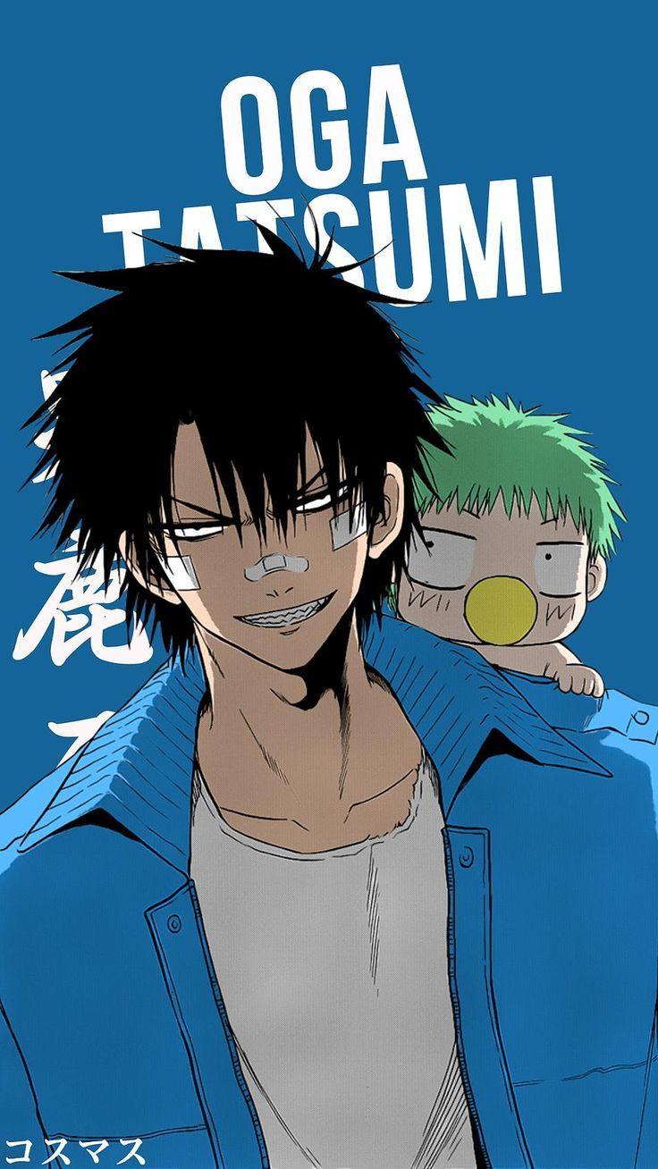 Oga Tatsumi Korigengi Wallpaper Anime wallpaper