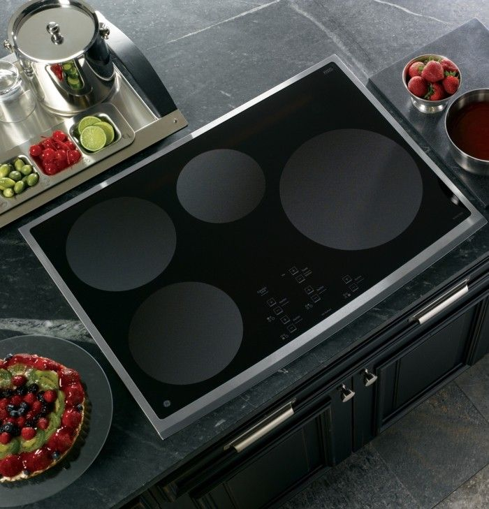 Induction cooker to the integriren
