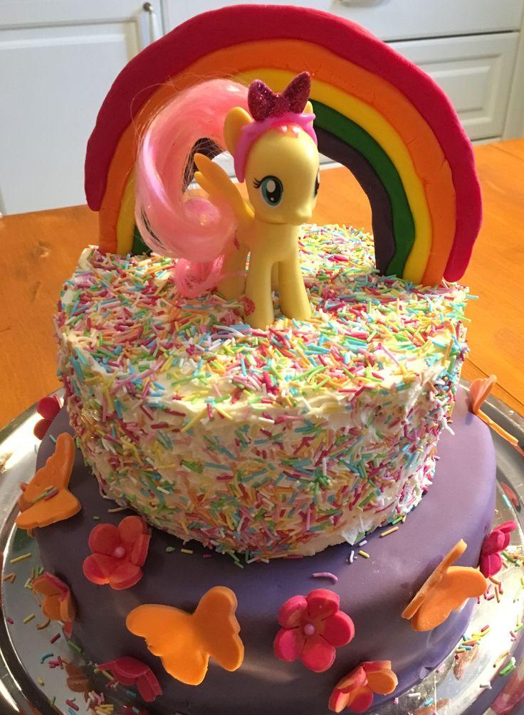 Marsa's My Little Pony cake
