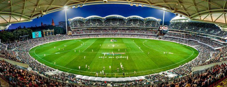 The amazing Adelaide Oval