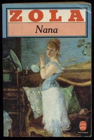 Emile Zola, Nana, 1880. Death of Nana