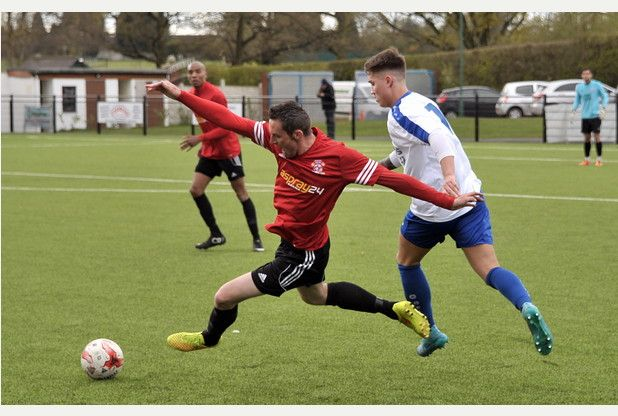FOOTBALL: FA CUP - Khalsa taken to replay by late Hanley leveller while Walsall Wood fall to Brocton