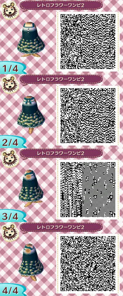 642 best ACNL clothes images on Pinterest | Bib overalls ... Qr Code Animal Crossing Happy Home Designer Clothing on ac new leaf qr codes, animal crossing qr-codes pants, animal crossing qr code sharing, animal crossing clothing tips, animal crossing qr-codes paths, animal crossing clothing design, animal crossing qr-codes castile, animal crossing new leaf hairstyles, tomodachi life clothing qr codes, animal crossing qr-codes wallpaper, animal crossing qr-codes hats,