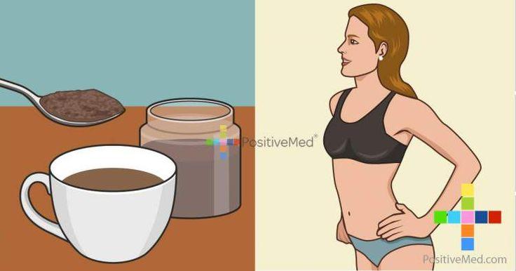 1 Nur 2 Essl.  Dieser Mischung auf Ihren Morgenkaffee wird eine Tonne von Kalorien verbrennen