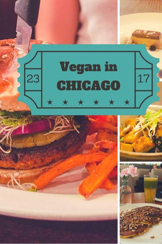 Vegan essen in Chicago - Restaurant Guide | Synke unterwegs