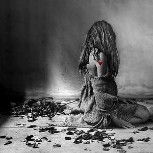 sometimes being hurt too many times, doesnt make you stronger. it destroys who you were , who you wanted to be, and make you who you are today !!! - MQ