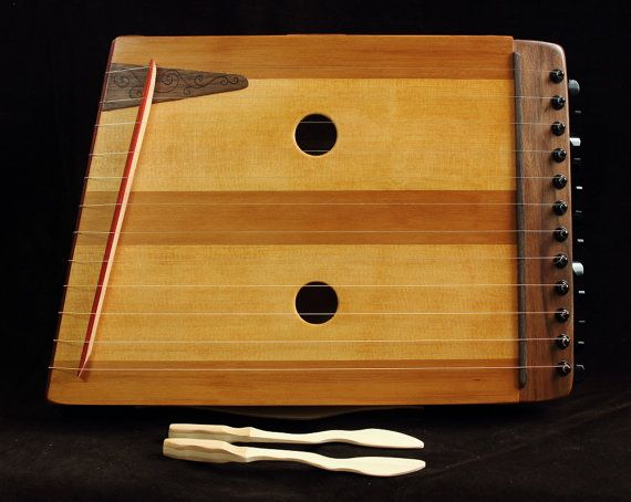 Easy to play Hammered Dulcimer instrument. 12 by RaysRootworks