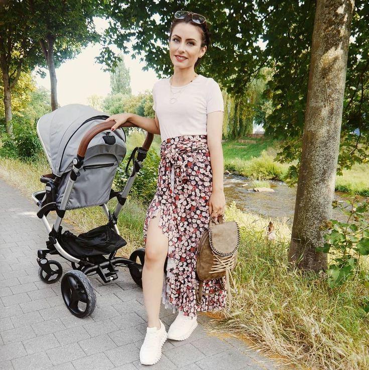🌸Wunder schöne Mama. wunderschöner Kinderwagen