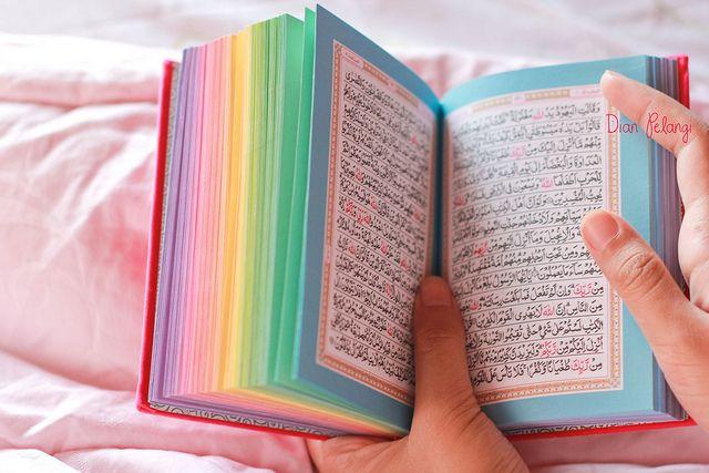Quran by yellowpinkish, DianRainbow