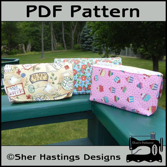 PDF Pattern for Coupon Organizer - Receipt Organizer Pattern, Wallet Pattern, Coupon Holder Pattern, Tutorial, DIY on Etsy, $4.95