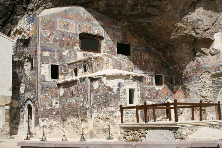 78 Best images about Sumela Monastery,Trabzon,Turkey on ...