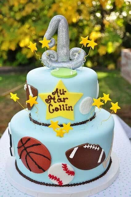 27 best Sports cake ideas images on Pinterest Sport cakes Cake