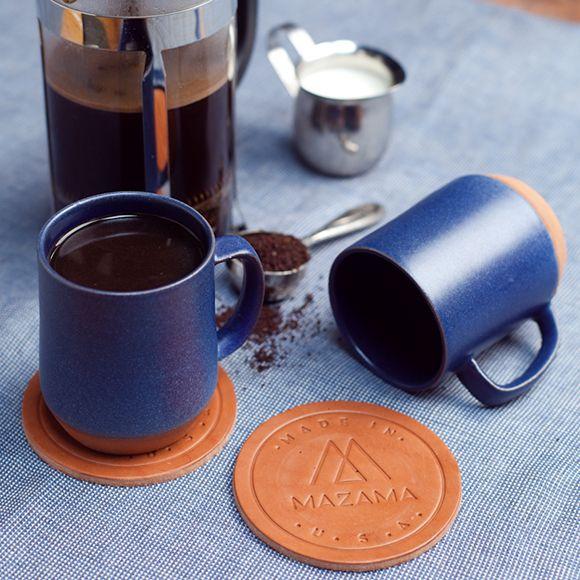 Mazama Ceramic Wares - coffee set