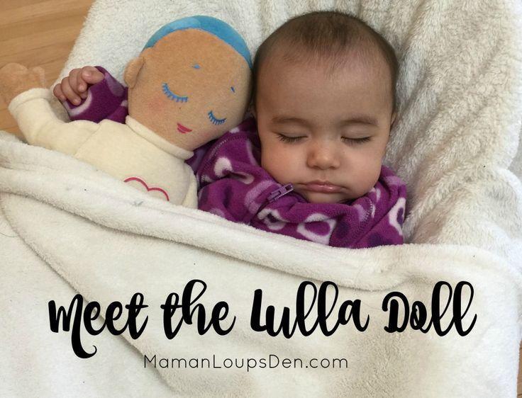 Meet the Lulla Doll Sleep Companion ~ Maman Loup's Den