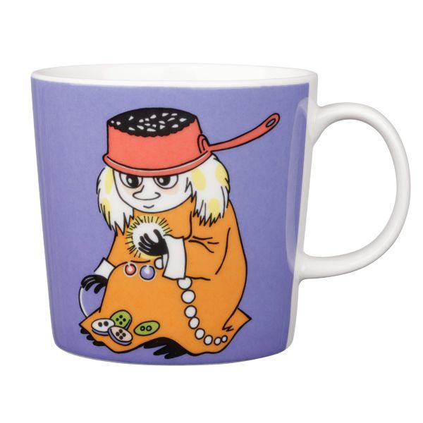 Moomin mug Muddler, violet