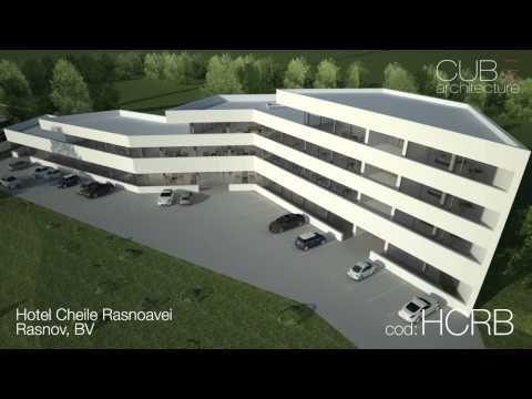 Proiecte Comerciale   Hotel Cheile Rasnoavei, Rasnov, BV   cod HCRB