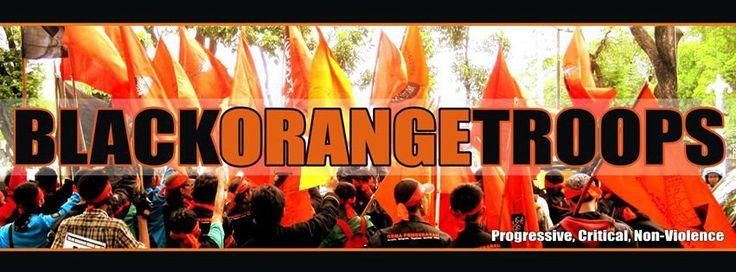 Black Orange Troops