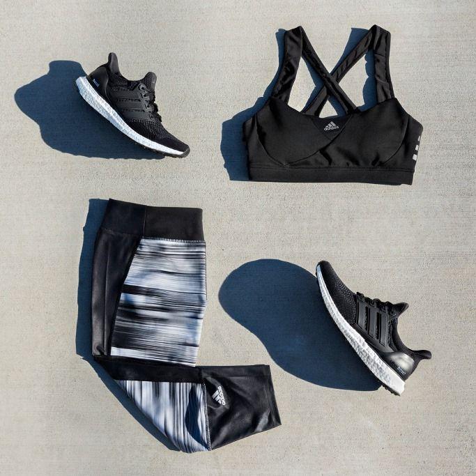 Actualiza tu vestuario como actualizas tus retos. #ultraboost
