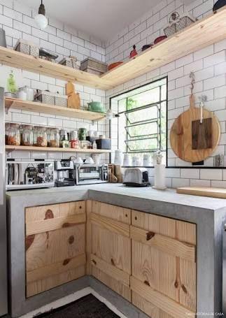 Resultado de imagem para tábua de pinus serve para armario de cozinha?
