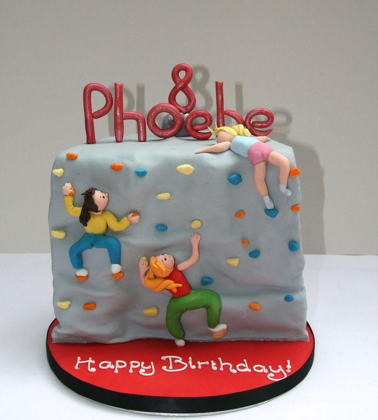 1000+ ideas about Rock Climbing Cake on Pinterest Rock ...