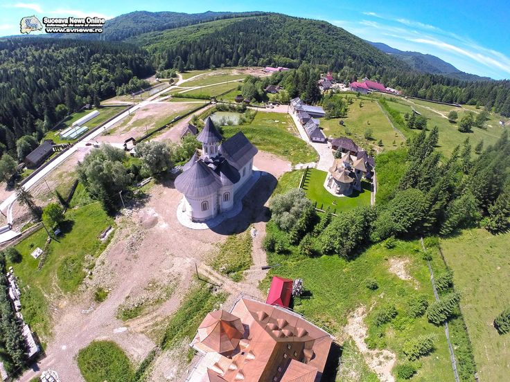Mănăstirea Sihăstria Putnei - la Sihastria Putnei. www.haisitu.ro  #haisitu #travel #discovertheworld