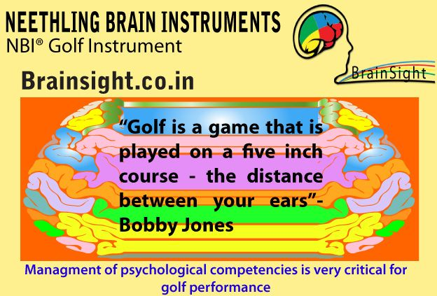 The Neethling Brain Profile evaluates the thinking preferences of the individual through a comprehensive diagnostic survey from which a brain profile report is compiled. You take an on-line test, consisting of 30 base questions. Each question has four possible responses (not answers) and you select the responses, in order of personal preference. Instantaneously, a brain profile report is compiled with all the detail of the individual profile and thinking preferences.  www.brainsight.co.in