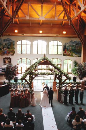 bavarian inn lodge conference center named best wedding venue in the knot best of weddings