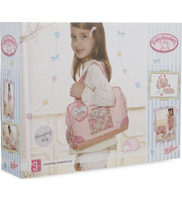 BABY ANNABELL - Baby Annabell changing bag | Selfridges.com