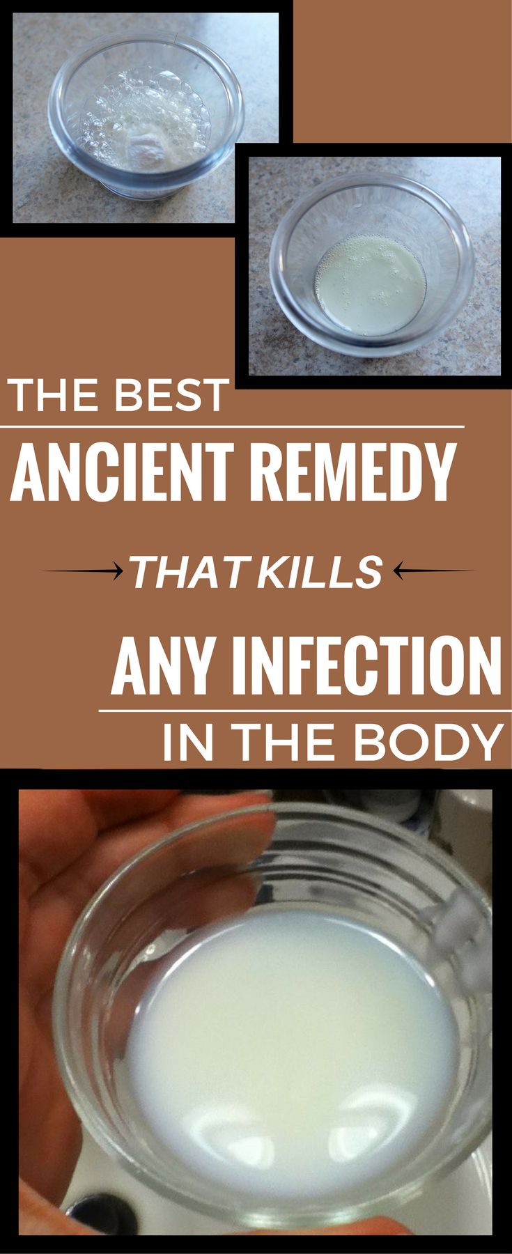 The Best Ancient Natural Remedy That Kills Any Infection In The Body. Also, if you follow this treatment you can prevent cancer because of its therapeutic effects.