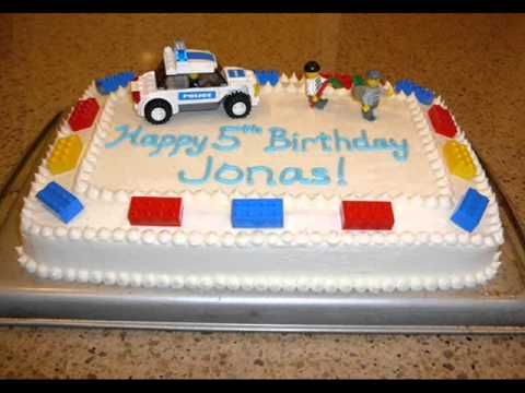 simple birthday cake decorating ideas adults - http://www ...