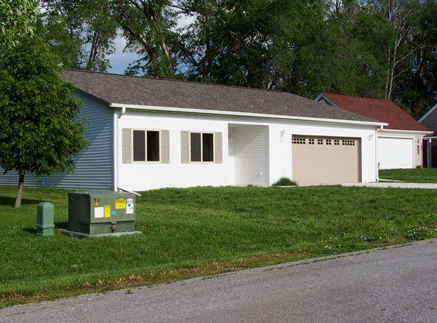 Ranch Home in Nebraska