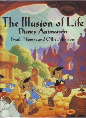 The ILLUSION OF LIFE: DISNEY ANIMATION: Ollie Johnston, Frank Thomas: 9780786860708: Amazon.com: Books  ★ || iAnimate || ★  Find more at https://www.facebook.com/iAnimate.net http://www.pinterest.com/ianimateschool/ #ianimate  iAnimate.net is quite simply the best animation program in the world. #animation #books