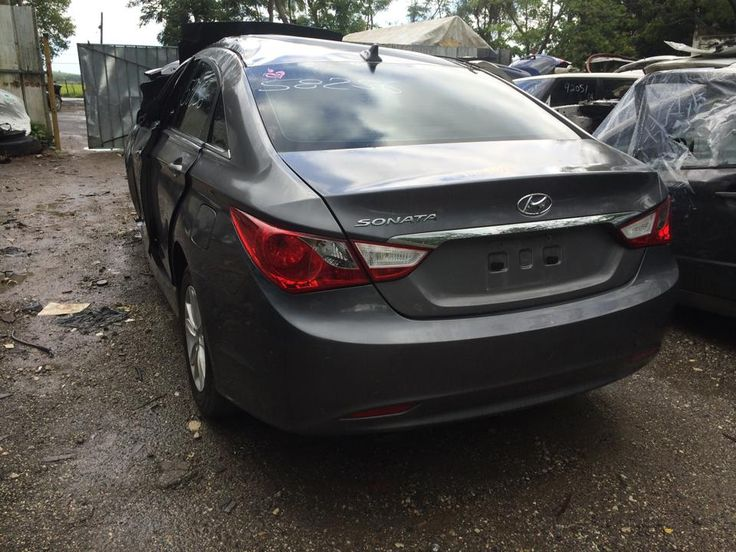 hyundai sonata 2012 red