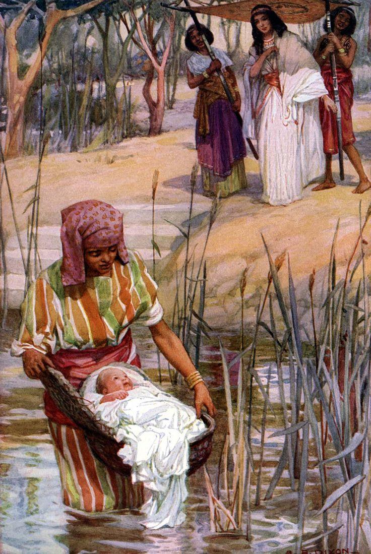 195 best Sabbath School : Baby Moses images on Pinterest | Bible ...
