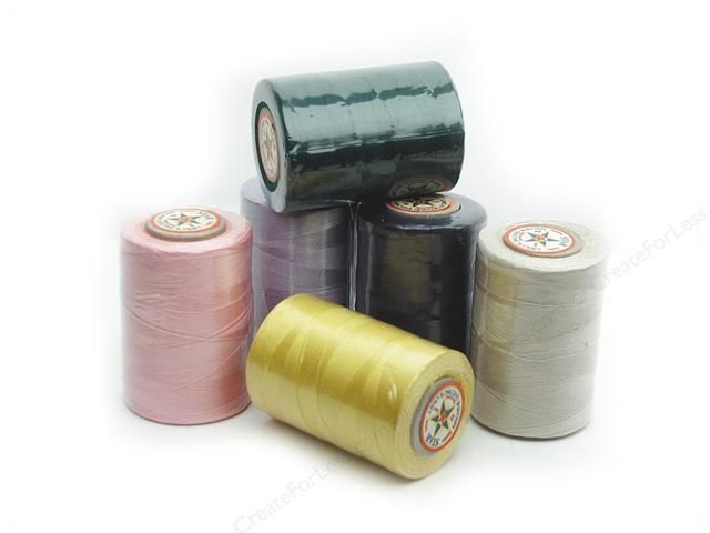 Coats & Clark Cotton Machine Quilting Thread is 100% cotton-mercerized for strength and luster. 3-Ply construction, Size 50, 30wt in a 1200 yard tube.3 Ply Construction, Quilt Thread, Cotton Machine, Longarm Quilt, Clark Cotton, 1200 Yards, Machine Quilting, Thread 1200, Coats Cotton