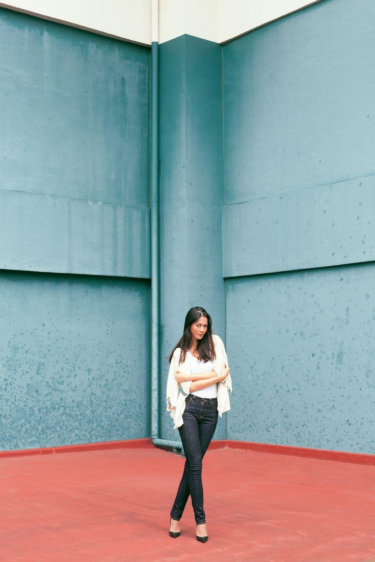 Paula Verhoeven by Meutia Ananda