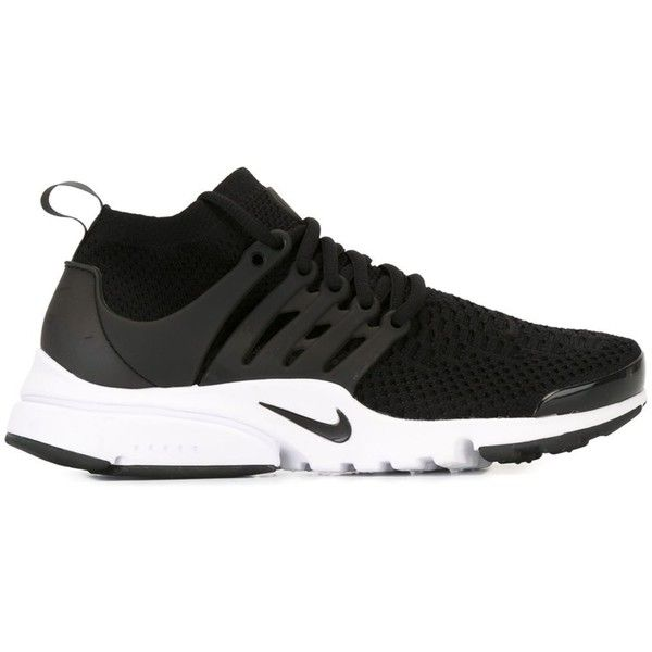 ... Nike Air Presto Flyknit Ultra Sneakers (€140) ❤ liked on Polyvore  featuring shoes