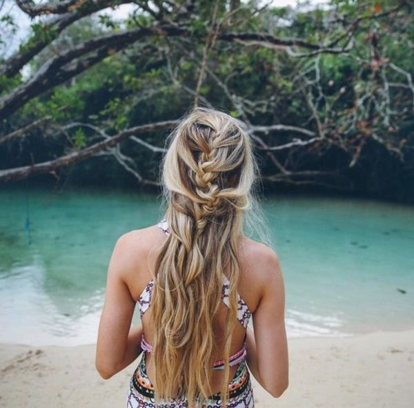 Beach Hairstyles cute summer twists beach hairstyle youtube 30 Cute And Messy Beach Hairstyles For Summer 2016