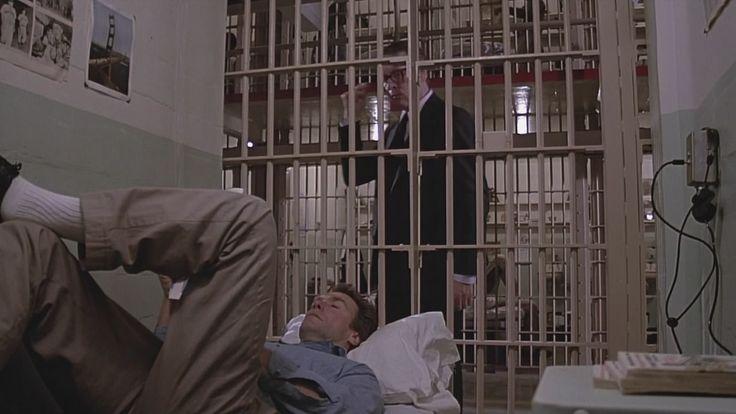 Clint Eastwood- Frank Morris, Fuga da Alcatraz