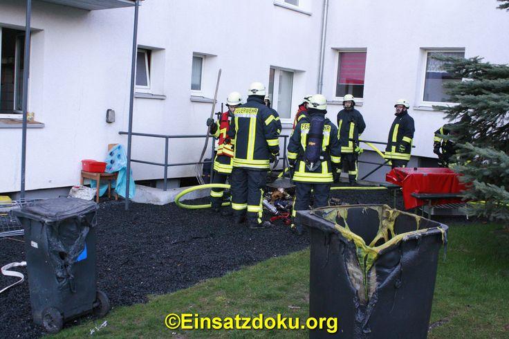 nice Alsdorf: Feuer SOS – Kellerbrand