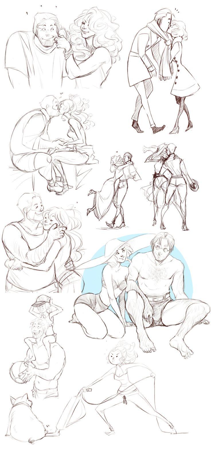 Tumblr doodle dump 12 by Chopstuff on deviantART