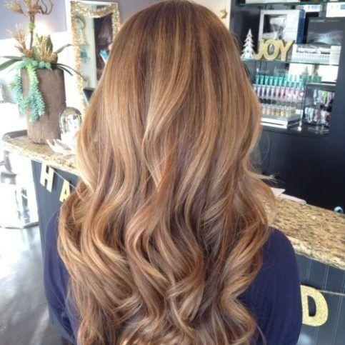 32 Honey Brown Hair All Types of Ladies – Fashion 2D,  #Brown #carmelBrownHair #Fashion #hair…