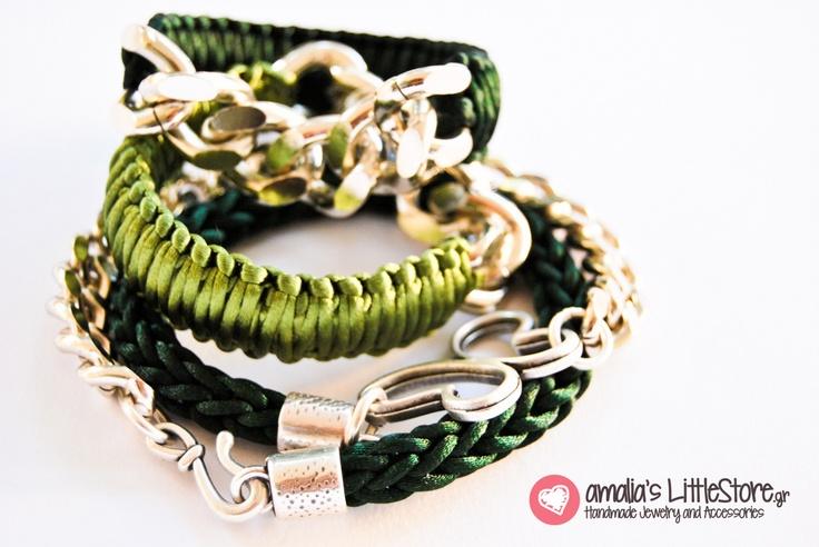 I love green so much!!!