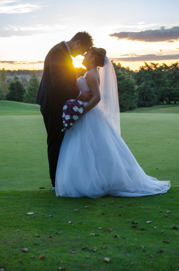 The lovely wedding of Simon and Amanda at Duntryleague Orange - 11 April 2015