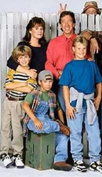 Home Improvement    I grew up watching this show and in love with JTT of course ;)